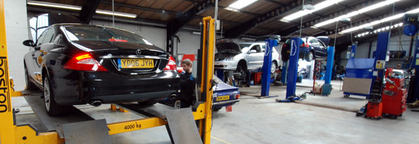 Renault Independent Servicing